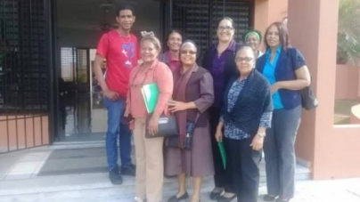"DIÓCESIS DE BARAHONA PARTICIPA DE TALLER ""INTRODUCCIÓN A LA BIBLIA"""