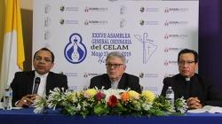 COMENZÓ LA XXXVII ASAMBLEA GENERAL ORDINARIA DEL CELAM