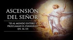 LA IGLESIA CATÓLICA, CELEBRÓ LA ASCENSIÓN DEL SEÑOR AL CIELO.