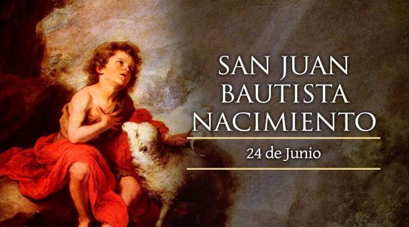 Vicente Noble iniciará sus Fiestas Patronales el 21 de junio.