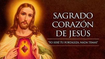PARROQUIA SAGRADO CORAZÓN DE JESUS, CONTINUA FIESTAS PATRONALES.