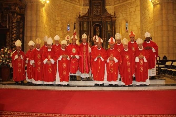 INICIÓ ESTE DOMINGO LA  57 ASAMBLEA PLENARIA LA CONFERENCIA DEL EPISCOPADO DOMINICANO.