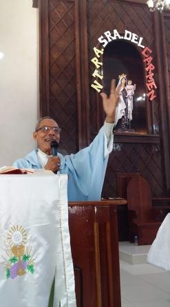 OBISPO EMÉRITO DE BARAHONA, CLAMA AL SEÑOR «NOS LIBRE DE LA CORRUPCIÓN Y OTROS MALES»