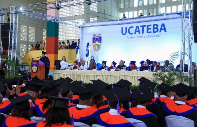 UCATEBA entrega al País 586 nuevos profesionales