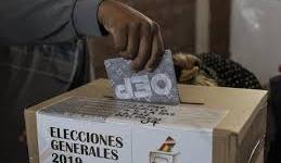 La auditoria de la OEA sobre los cuestionados resultados electorales en Bolivia