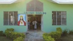 La parroquia de Cristo Rey de Barahona está celebrando sus patronales.