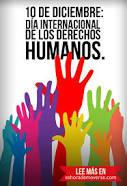 Día internacional de los Derechos Humanos