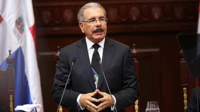 Discurso completo del Presidente Danilo Medina.
