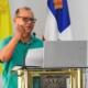 Obispo de la Diócesis de Barahona y Rector de la UCATEBA lamentan fallecimiento de Fredy Eligio Pérez Espinosa.