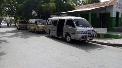El costo del pasaje desde el Municipio de Las Salinas a Barahona y viceversas, vuelve a ser de 100 pesos.