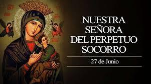Fiestas Patronales Nuestra Señora Del Perpetuo Socorro 2020