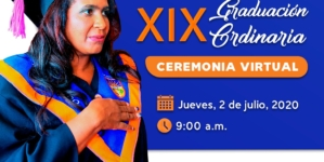 UCATEBA anuncia su XIX Graduación Ordinaria Virtual