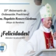 Fue celebrada una misa de acción de gracias por los 25 años de la vida sacerdotal del obispo de la diócesis de Barahona.