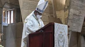 Monseñor Jesús Castro tomó posesión canónica de Nuestra Señora de la Altagracia en Higüey.
