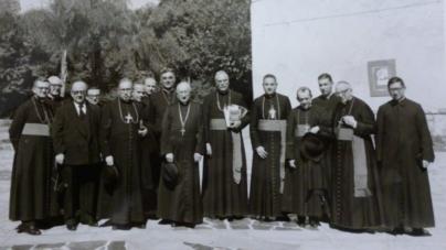 CELAM celebra 65 años de la I Conferencia General del Episcopado Latinoamericano en Río de Janeiro.