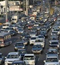 Existen partículas contaminantes, fruto del impacto del sector transporte en la ciudad de  Santo Domingo.