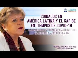 Cuidados en América Latina y el Caribe en tiempos de COVID-19. Hacia Sistemas Integrales para Fortalecer la Respuesta y la Recuperación.