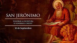 Carta Apostólica Scripturae Sacrae affectus en el XVI centenario de la muerte de san Jerónimo.