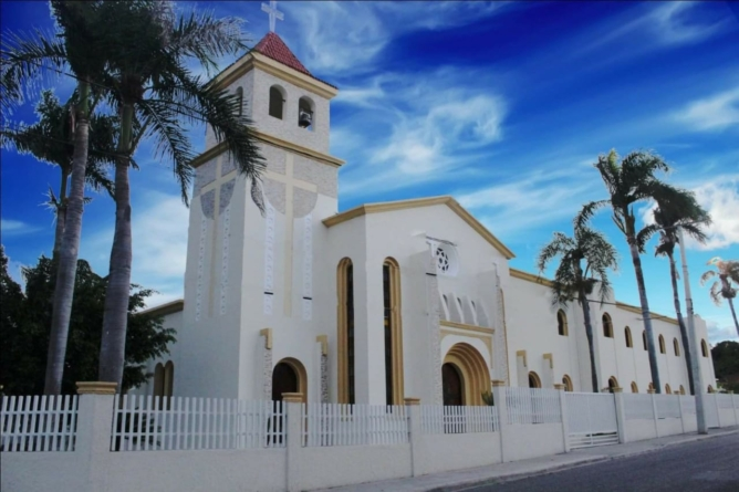 La Catedral Nuestra Señora del Rosario, realizará sus fiestas patronales 2020