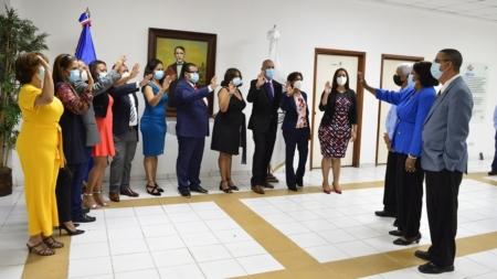 CIPESA juramenta nueva directiva 2020-2022.