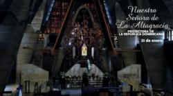 Obispado de Higüey y Banco Popular celebran vigila digital en honor a la Virgen de La Altagracia.