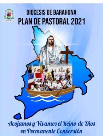 LANZAMIENTO DEL AÑO PASTORAL 2021, DE LA DIÓCESIS DE BARAHONA.