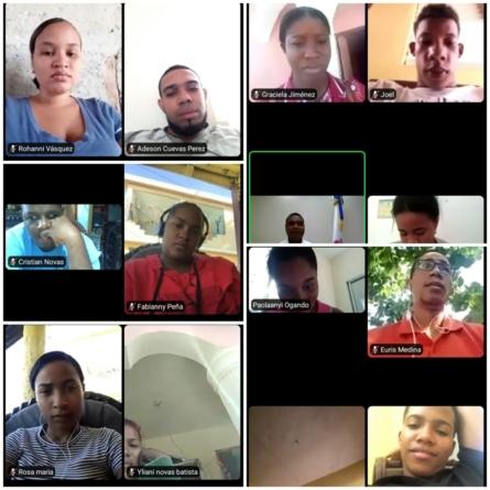 UCATEBA da la bienvenida a nuevos estudiantes que deciden superarse en medio de la Pandemia