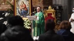 Domingo de la Palabra, Fisichella: desconectar el móvil y abrir la Biblia.