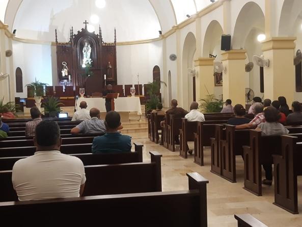 """1era Conferencia cuaresmal """"Llamado a la conversión, restableciendo la relación con Dios"""""""