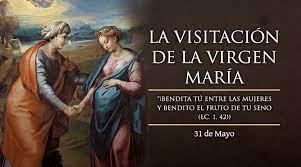 Fiesta de la Visitación de María: