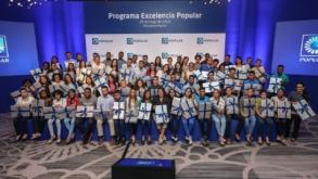 Banco Popular convoca a 65 becas para estudios superiores en 12 centros educativos