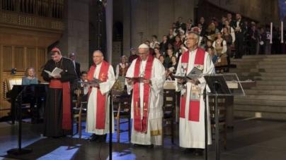 El Papa: Jesús nos acompaña en el camino del conflicto a la comunión