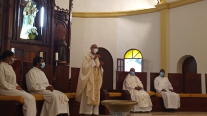 El obispo emérito de la Diócesis de Barahona, Monseñor Rafael L. Felipe Núñez se unió a las voces que reclaman la preservación de las riquezas del Bahoruco Oriental.