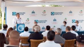 Fundación Popular amplía humedal demostrativo en el botánico de Santiago
