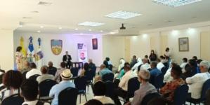 """Conferencia de Homínidos a Post Humano: """"Nuevos retos de la antropología de hoy"""""""